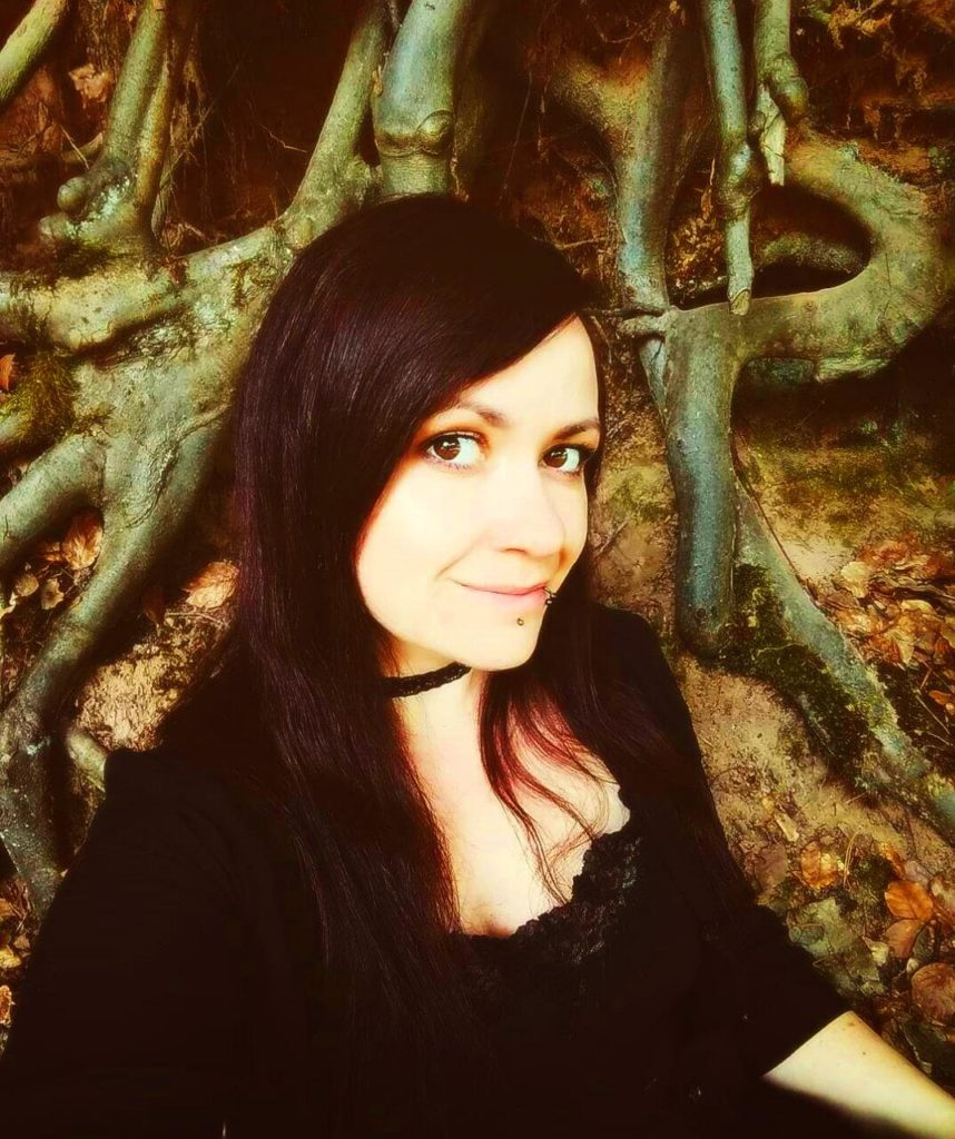Autorin Anna Schlimpen von Nahtoderfahrungen