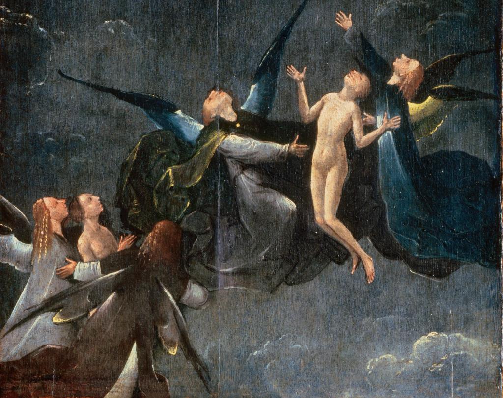Nahtoderfahrung Spiritualität Sterben